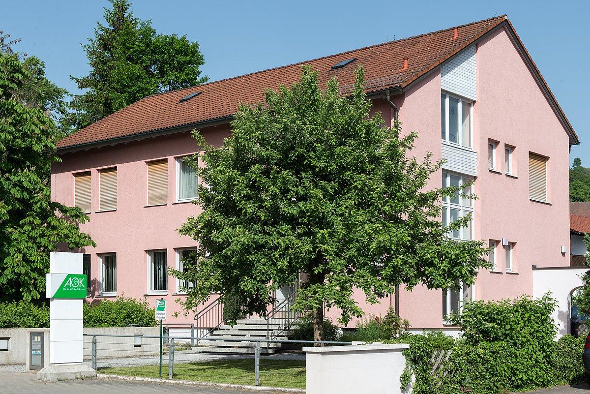 AOK Bayern - Die Gesundheitskasse Geschäftsstelle Beilngries